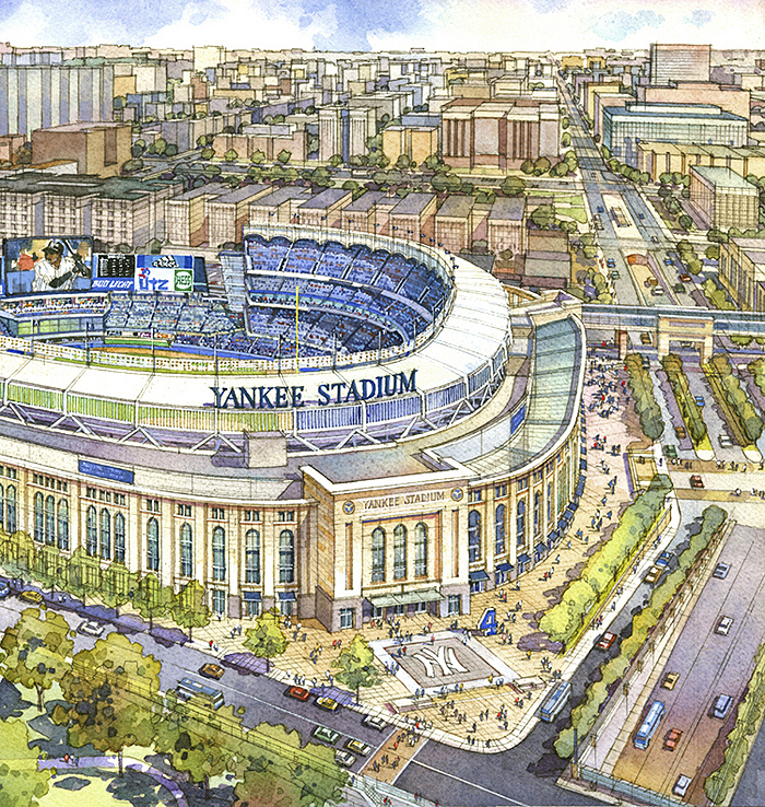 Yankee Stadium - Sports Facilities